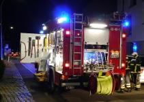Feuer im Pflegeheim in Kellinghusen