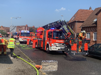 Wohnungsbrand Itzehoe