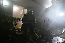Feuer fordert ein Todesopfer in Wilster