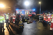 Verkehrsunfall in Itzehoe