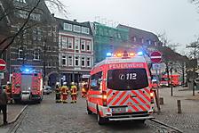 Wohnungsbrand in Itzehoe